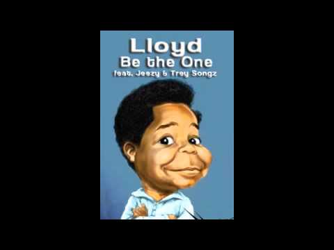 Lloyd - Be The One Feat. Trey Songz & Young Jeezy (produced By Polow Da Don) video