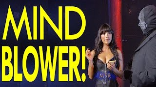 HOW TO PERFORM A PSYCHIC MIND-READING TRICK!