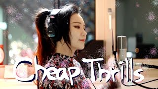 Download Lagu Cheap Thrills + Down ( cover by J.Fla ) Gratis STAFABAND