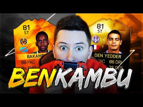 Fifa 16 | CO ZA DUET! - BENKAMBU