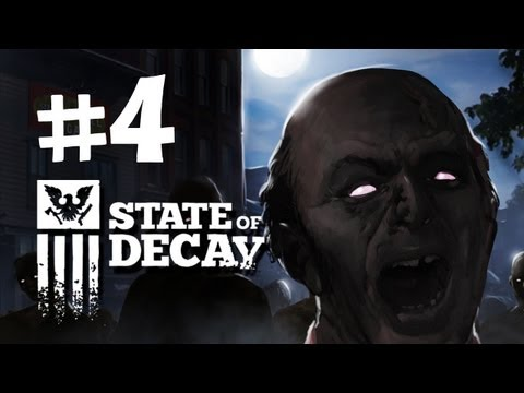 State of Decay Walkthrough -  Part 4 - Saving Jacob