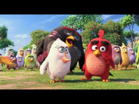 "Angry Birds - IL FILM - Clip dal film ""Missile in arrivo"""