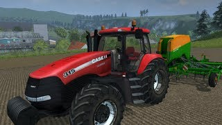 Farming Simulator 2013: Case IH Magnum 315