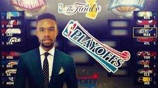NBA REWIND PRESENT PLAYOFF TEAMS W/ 2011 ROSTERS!! - NBA 2K11