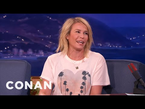 Chelsea Handler On Her Retirement