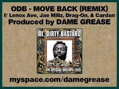 Ol Dirty Bastard - Move Back