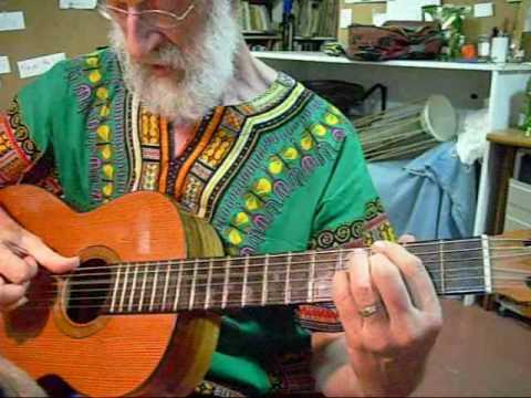 Como tocar un TUMBAO en la guitarra (versión fácil)