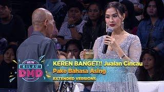 KEREN BANGET!! Jualan Cincau Pake Bahasa Asing Part 2 - New Kilau DMD (26/11)