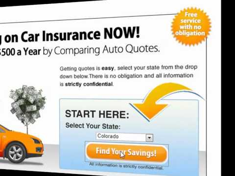 Get auto insurance quotes online | Step by step video on how to get auto insurance quotes online