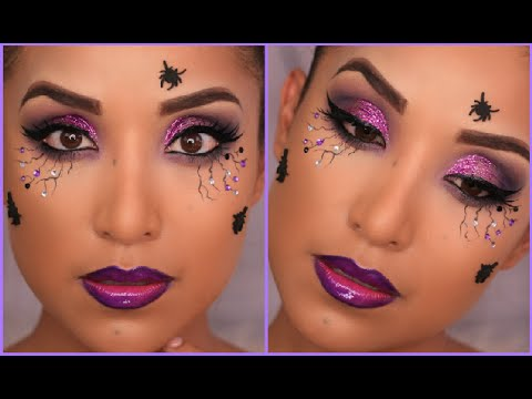 The Itsy Bitsy Spider:: Halloween Tutorial