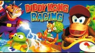 [N64] Diddy Kong Racing - Longplay