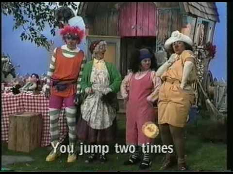 The Big Comfy Couch A Few Sing Alongs Youtube