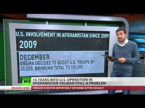 Over 100,000 American troops may stay in Afghanistan