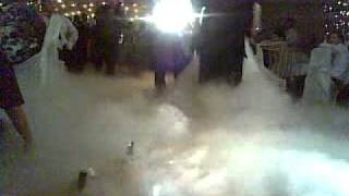 dry ice by www.djappoloentertainment.com.au