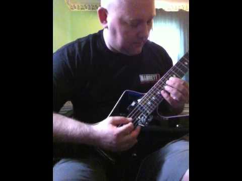 Glen Drover Dean Guitars entry