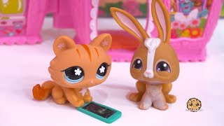Lost Baby Bunny ! Littlest Pet Shop Summer Video Part 2