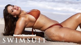 Ashley Graham Brings The Heat In 360 Behind The Scenes | Swimsuit VR | Sports Illustrated Swimsuit