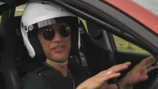 Slash Lap Behind the Scenes - Top Gear - Series 18 - BBC