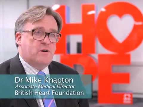British Heart Foundation: No Smoking Day