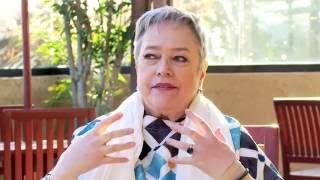 Kathy Bates Helps Researchers Understand What It