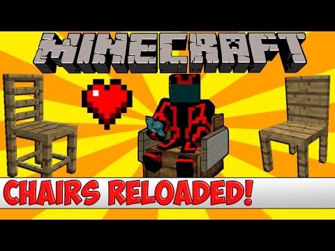 Minecraft Bukkit Plugin - Chairs Reloaded - Tutorial