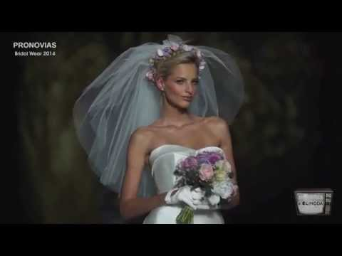 PRONOVIAS First Love 2014 Bridal Novia