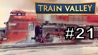 BREITSPURBAHN! Train Valley  Episode 21 