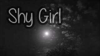 Poem About A Crush with Music - Shy Girl - Mandy Williams
