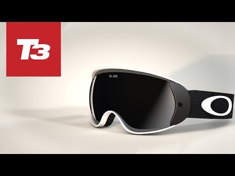 Google Glass by Oakley Concept Exclusive
