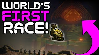 Destiny 2 - Crown of Sorrows Power Leveling and World's First Race!