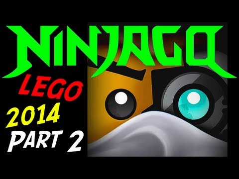 LEGO Ninjago 2014 Returns to Cartoon Network