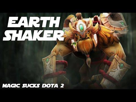 Как играть за Earthshaker? Гайд на Шейкера Дота 2 (Earthshaker Dota 2 Guide)