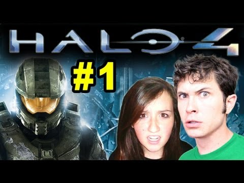 Toby and Niecebuscus Play Halo 4