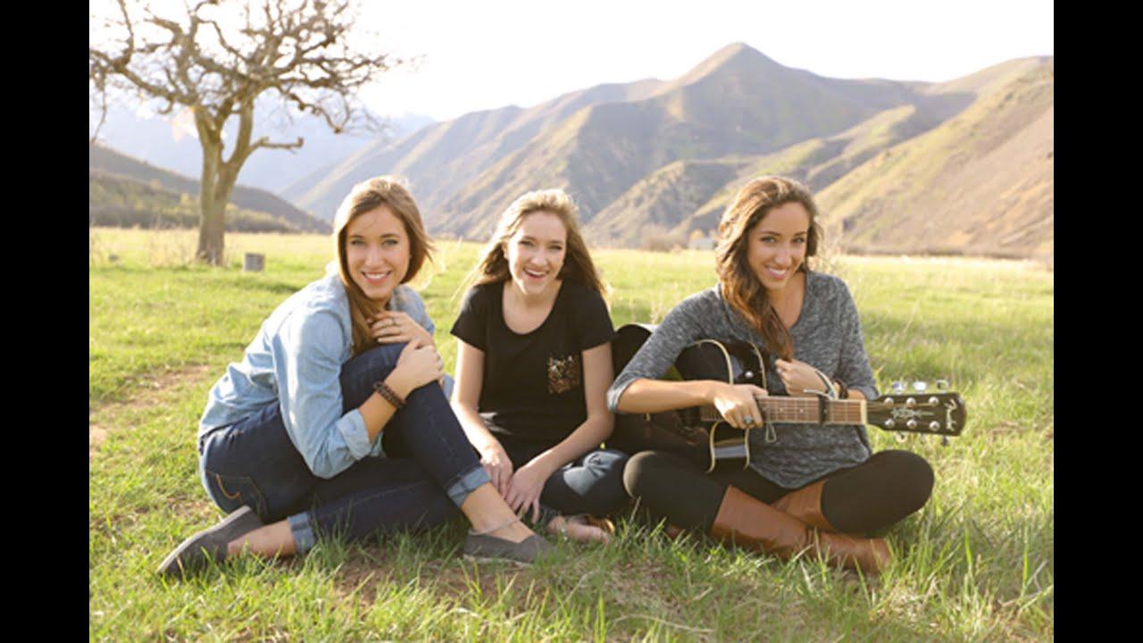 Mirrors- Justin Timberlake Acoustic Cover - Gardiner Sisters