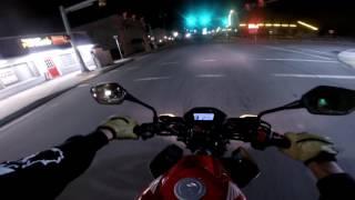 Honda CB300F Review