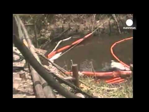 Ecuador  Chevron's damages fine is slashed on appeal