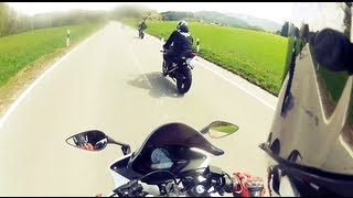 Enjoy Life #2 Samerberg with Friends | Honda Cbr 125 | GoPro Hero 2