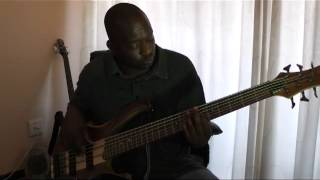 Worship House Ndzi Tlakusela Bass Cover