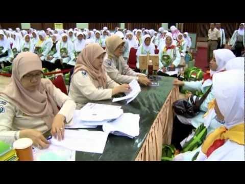 Youtube info haji pendaftaran 2012