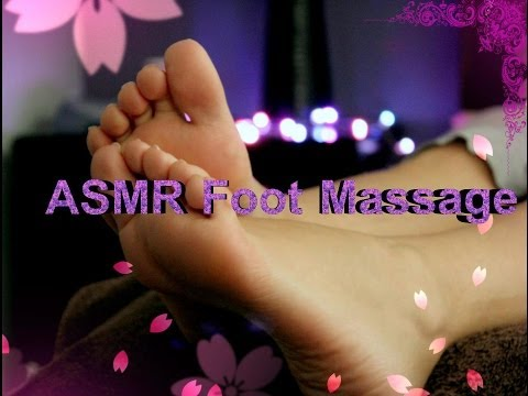 ASMR Foot Massage
