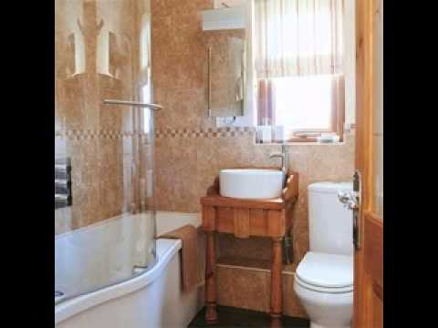 Very small bathroom ideas youtube for Very small toilet ideas