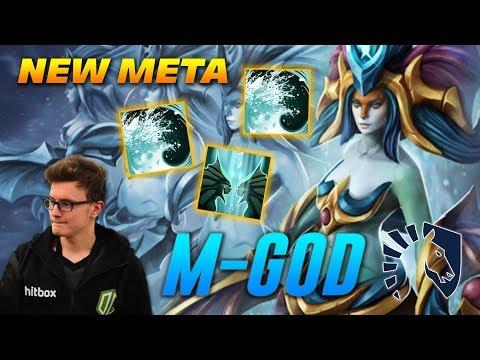 Miracle Naga Siren | New Meta Carry | Dota 2 Pro Gameplay