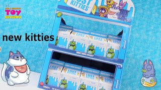 Lost Kitties Palooza Series 1 More New Kitties Blind Bag Toy Review | PSToyReviews