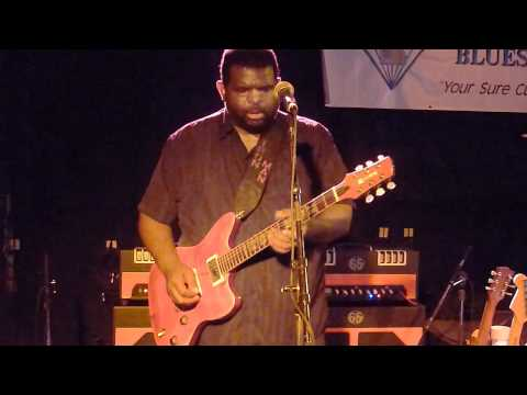 I'll Play the Blues For You by Michael Burks March 3 2012