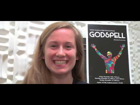 "Nardin Academy High School ""Godspell"" Preview Trailer"