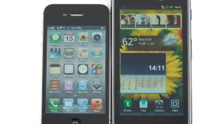 Motorola DROID RAZR vs Apple iPhone 4S