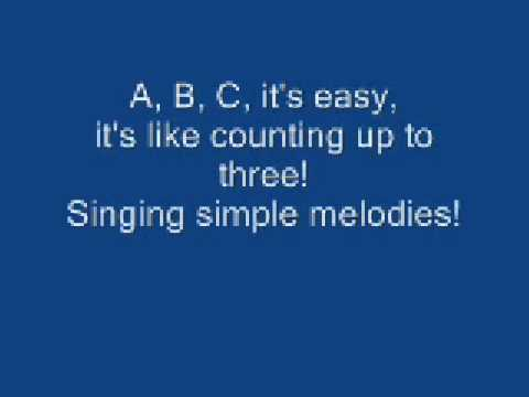 ABC Jackson five lyrics