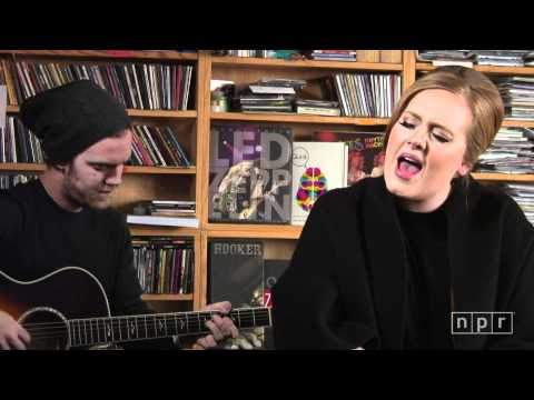 Adele: Npr Music Tiny Desk Concert video