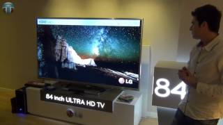 LG 84LM9600 ULTRA HD 3D TV inceleme - Teknolojioku.com