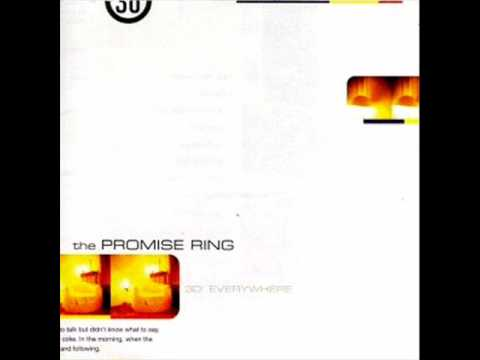 Promise Ring - My Firetown Flame
